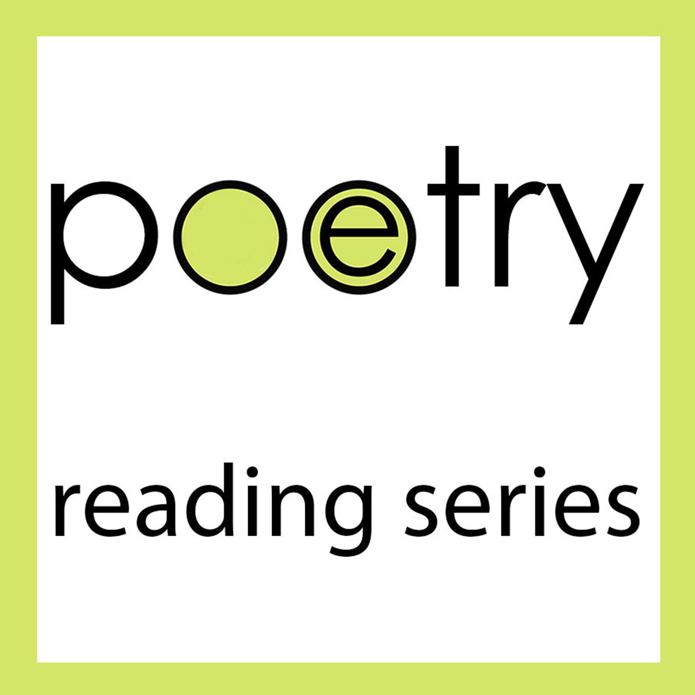 Poetry Reading Series
